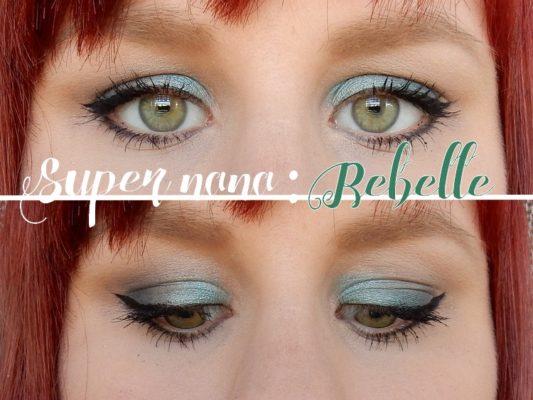 Maquillage Super Nana #3 : Rebelle