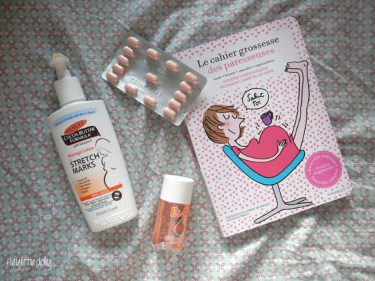 5 choses que j'ai achetées quand j'ai appris ma grossesse