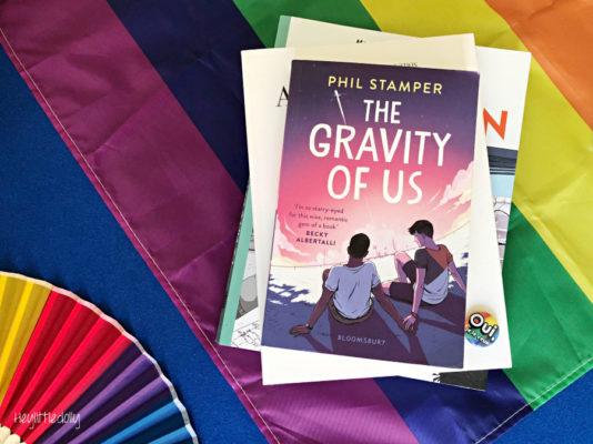 5 livres à lire en l'honneur du mois des fiertés !