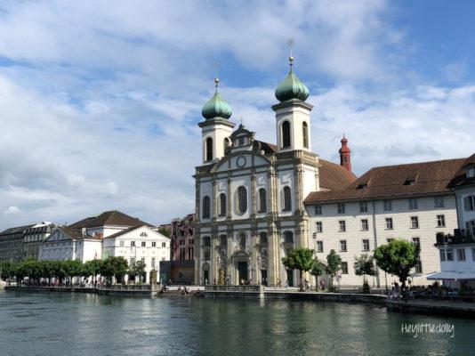 Une journée à Lucerne