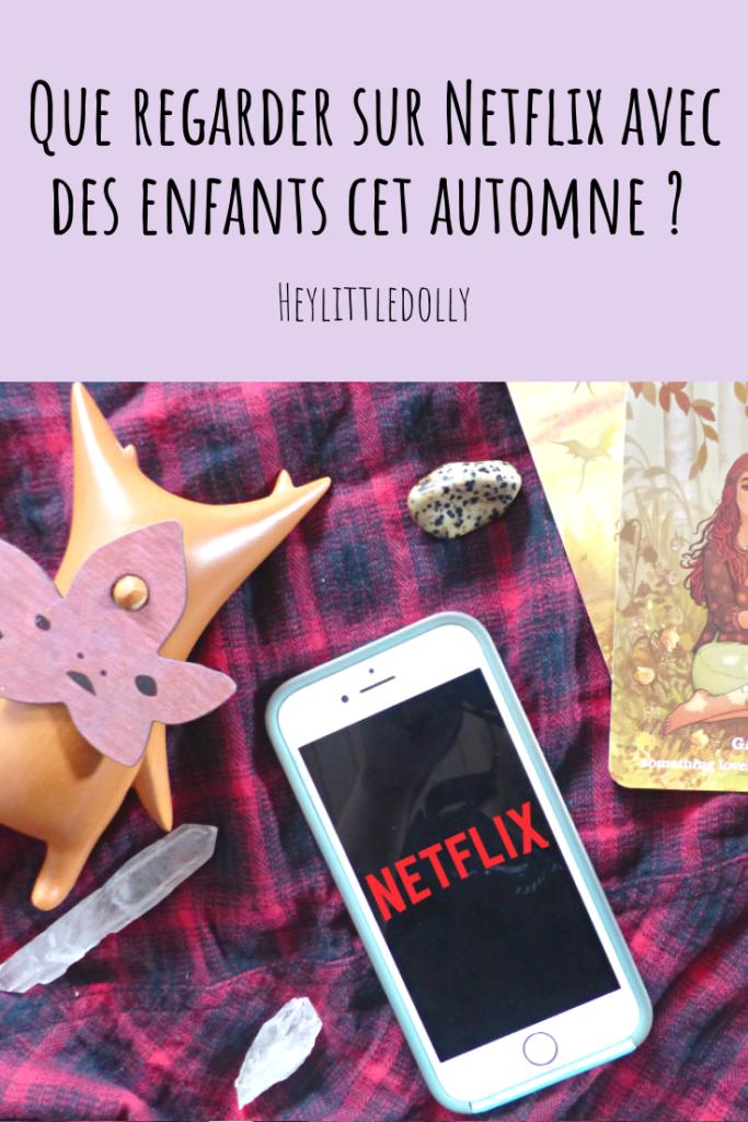 Netflix automne